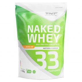 TNT Naked Whey Protein Shake